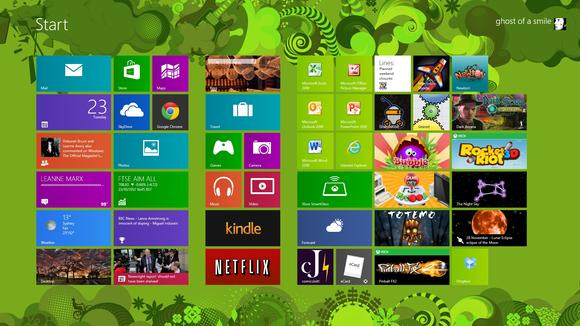 Metro UI Windows 8