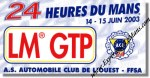 2003_lm_gtp_24_hours_of_le_mans_scrutineering_sticker_lm